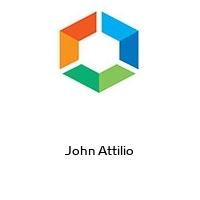John Attilio