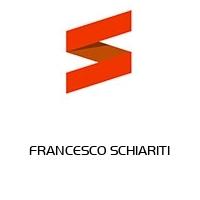 FRANCESCO SCHIARITI