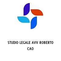 STUDIO LEGALE AVV ROBERTO CAO