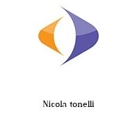 Nicola tonelli