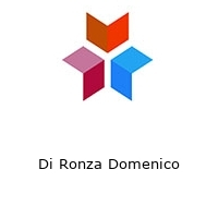 Di Ronza Domenico
