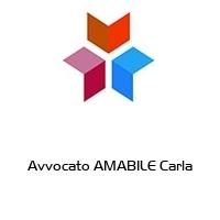 Avvocato AMABILE Carla