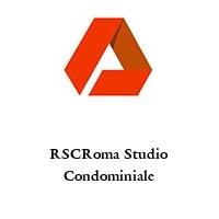 RSCRoma Studio Condominiale