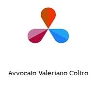Avvocato Valeriano Coltro