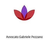 Avvocato Gabriele Pezzano