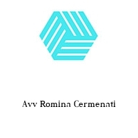 Avv Romina Cermenati