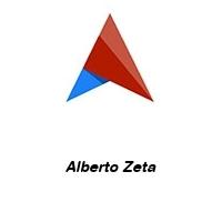 Alberto Zeta