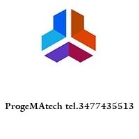 ProgeMAtech tel.3477435513