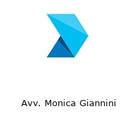 Avv. Monica Giannini