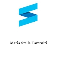 Maria Stella Taverniti