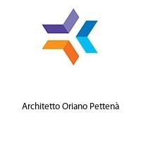 Architetto Oriano Pettenà