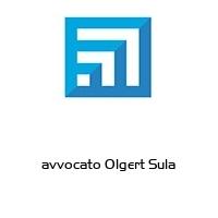 avvocato Olgert Sula