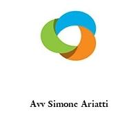 Avv Simone Ariatti