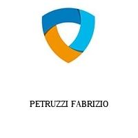 PETRUZZI FABRIZIO