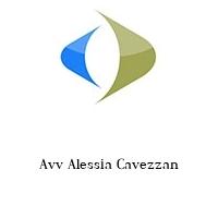 Avv Alessia Cavezzan