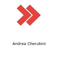 Andrea Cherubini