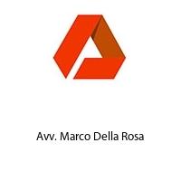 Avv. Marco Della Rosa