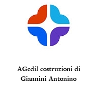 AGedil costruzioni di Giannini Antonino
