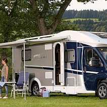Foto articolo tipologie camper mercato