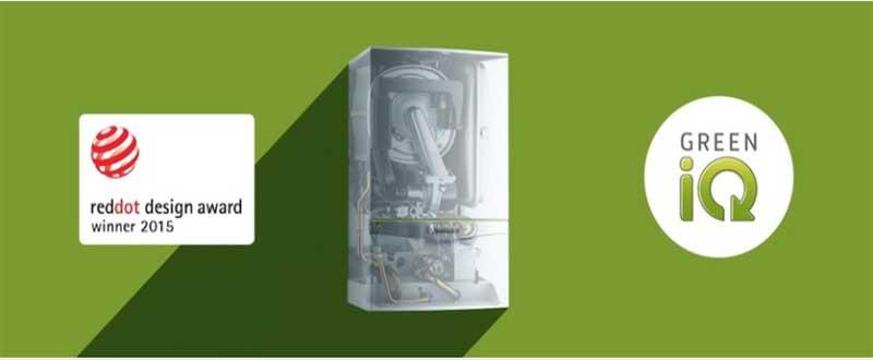 Caldaia a condensazione ecoTec exclusive Green iQ