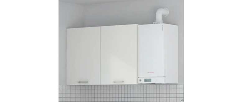 Caldaia a condensazione Vitodens 100-W
