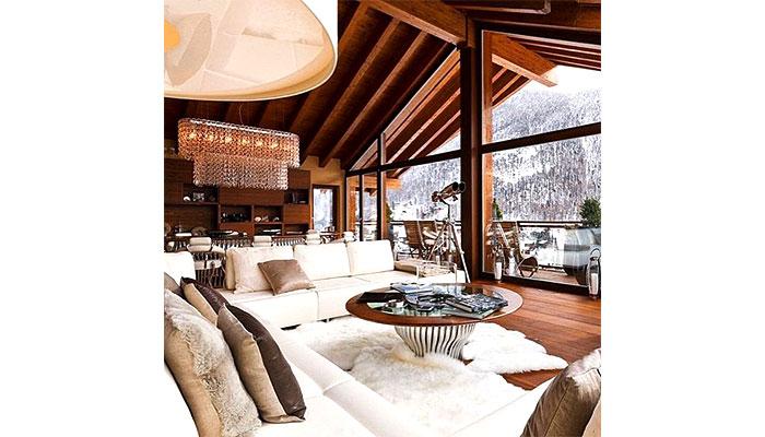 casa prefabbricata in legno idea arredamento