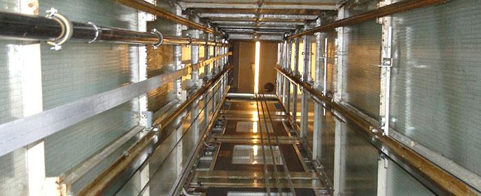 foto ascensore oleodinamico caratteristiche