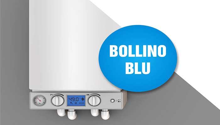 Bollino blu normativa caldaia