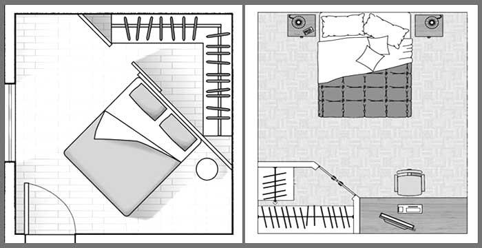 Dimensioni Standard Cabina Armadio.Misure Standard Cabina Armadio Beautiful Misure Camera Da Letto