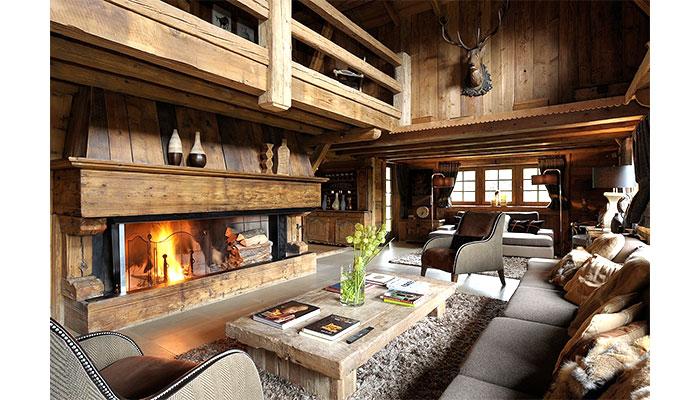 casa in legno prefabbricata stile moderno