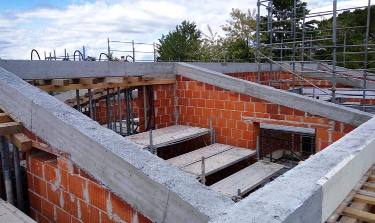 Casa passiva in muratura