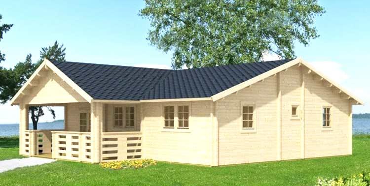 Case prefabbricate in legno prezzi e caratteristiche - Costo costruzione casa prefabbricata ...