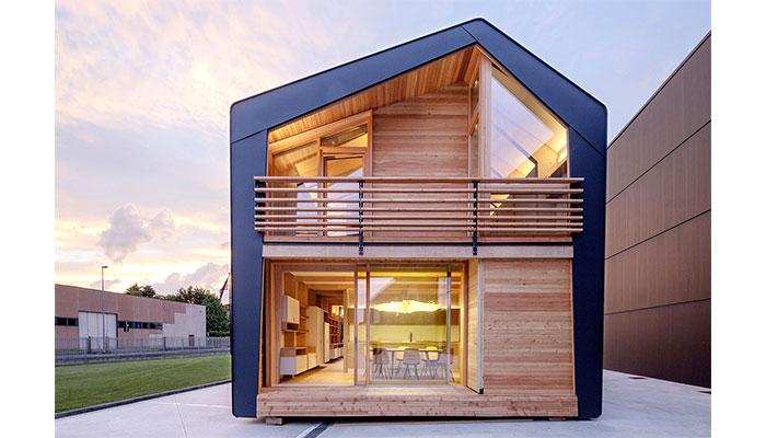progettazione case passive in legno