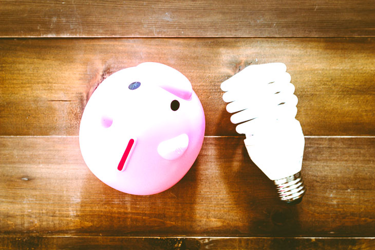 Come consumare meno energia in casa