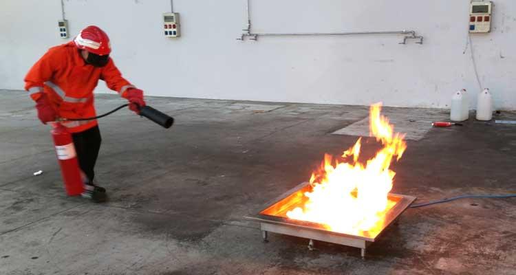 Formazione antincendio aziendale