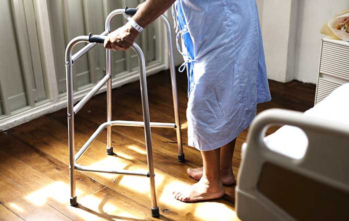 Frattura del femore riabilitazione