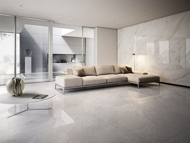Gres porcellanato effetto marmo: le migliori marche in commercio
