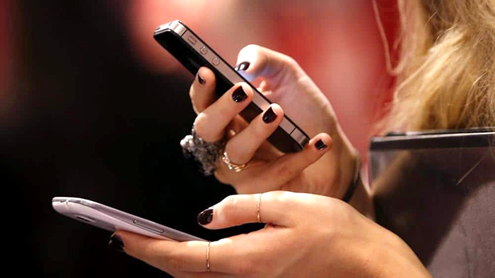 sms e infedeltà del partner
