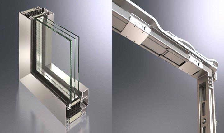 Serramenti in alluminio anodizzati prezzi
