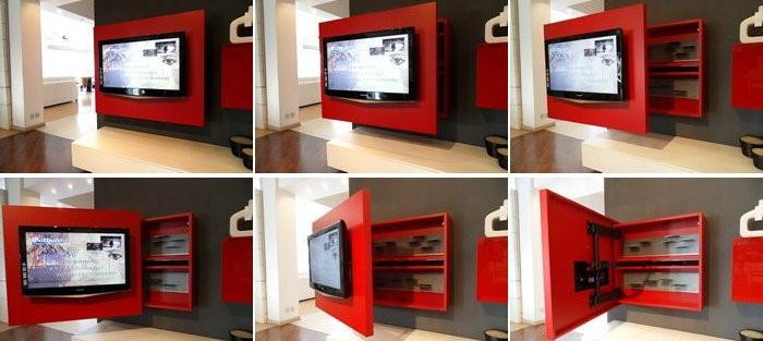 Mobili in cartongesso: la soluzione per la vostra TV