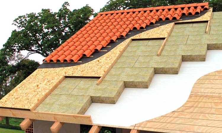 Pannelli coibentati per tetti