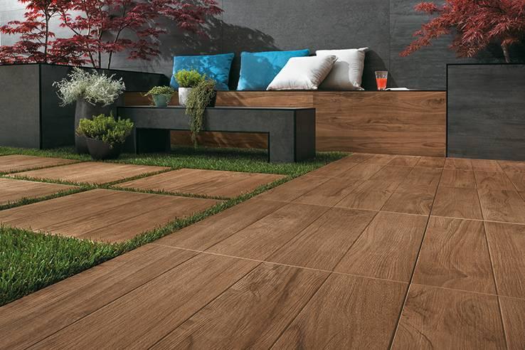 Pavimenti pi economici adatti ai tuoi esterni - Pavimento esterno finto legno ...
