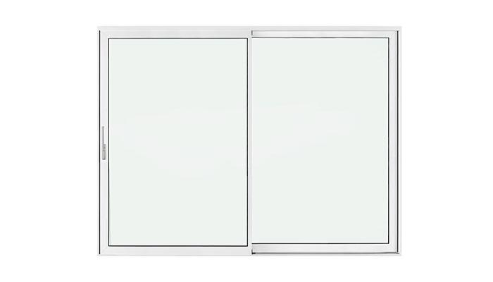 porta finestra alluminio fossati