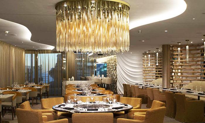 ristrutturazione ristorante di lusso