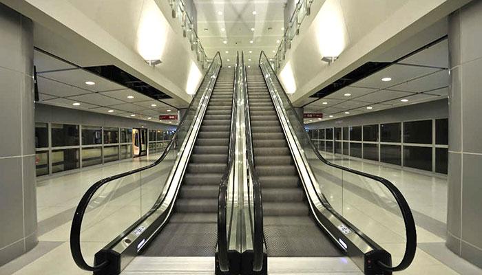 scale mobili per grandi ambienti