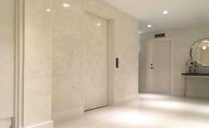 stucco veneziano bianco