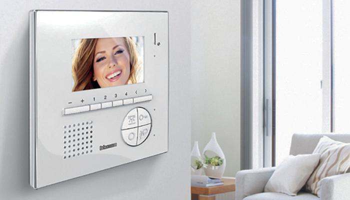 Immagine di un videocitofono
